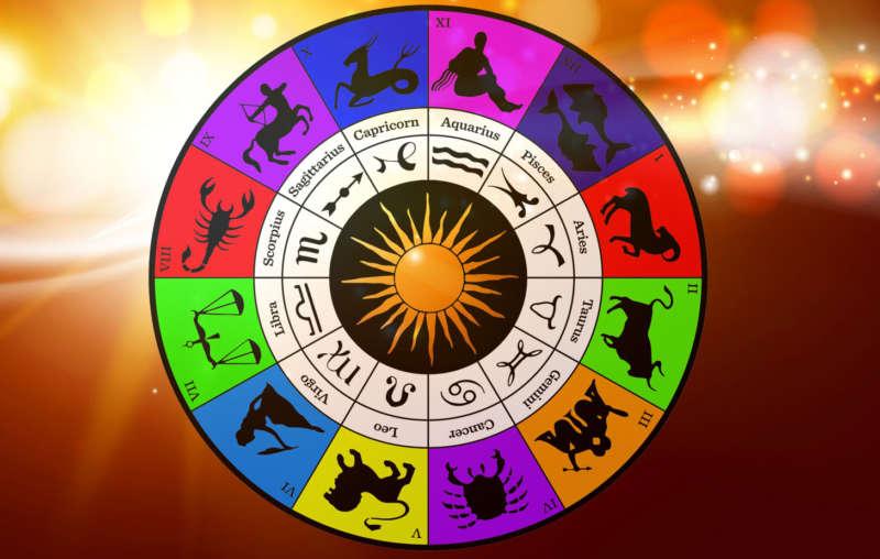 couleurs signe astrologique zodiac