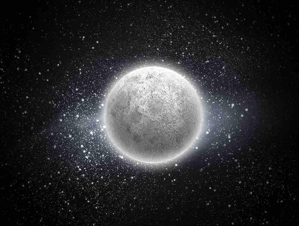 Pleine lune en Gémeaux
